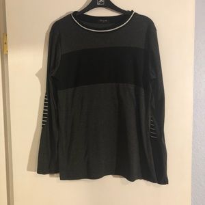Women's Long Sleeve Shirt Blooming Jelly Size M